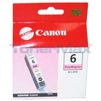 CANON BCI-6PM INK TANK PHOTO MAGENTA